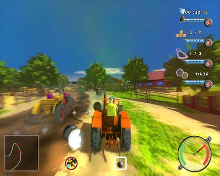 Redneck Racers on PC screenshot #4