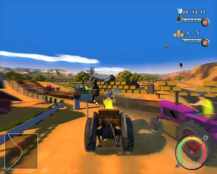 Redneck Racers on PC screenshot #3
