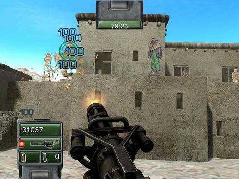 Reload on PC screenshot #2
