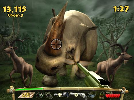 Remington Super Slam Hunting Africa on PC screenshot #2