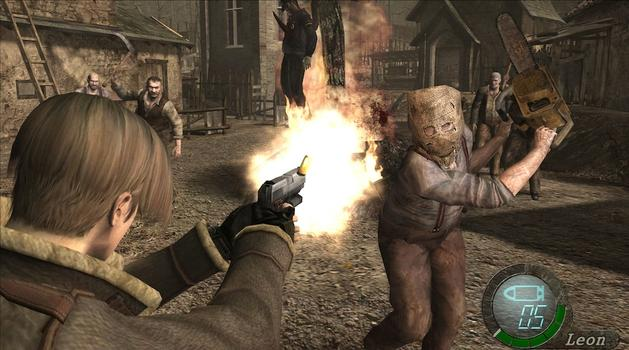 Resident Evil 4 on PC screenshot #6