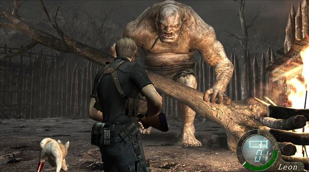 Resident Evil 4 on PC screenshot #5