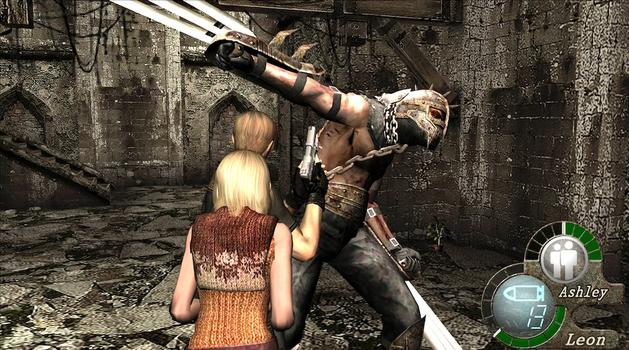 Resident Evil 4 on PC screenshot #4