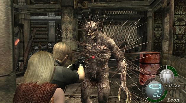 Resident Evil 4 on PC screenshot #3