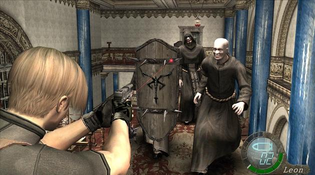 Resident Evil 4 on PC screenshot #2