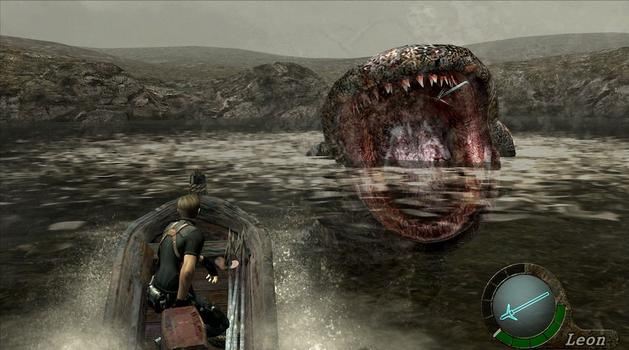 Resident Evil 4 on PC screenshot #1