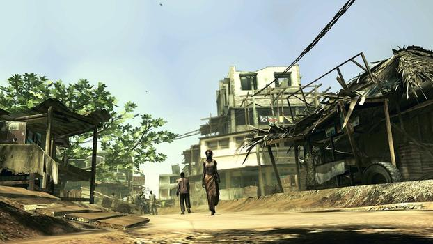 Resident Evil 5 on PC screenshot #4