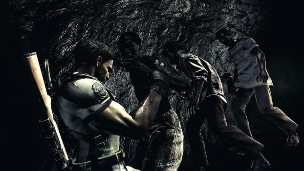 Resident Evil 5 on PC screenshot #3