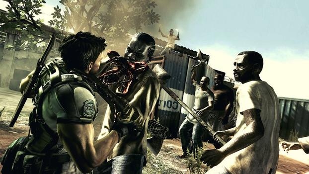 Resident Evil 5 on PC screenshot #2