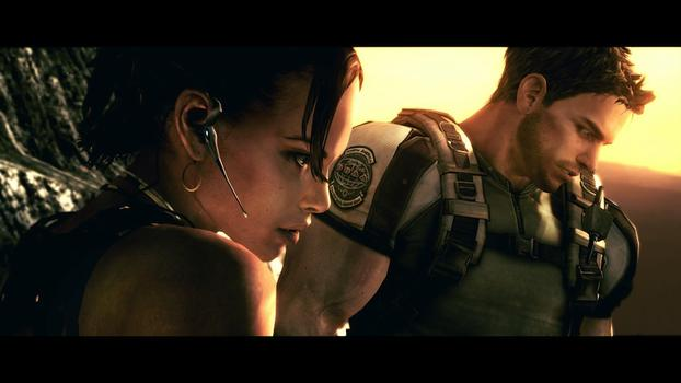 Resident Evil 5 on PC screenshot #1