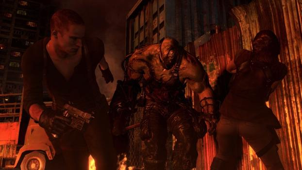 Resident Evil 6 on PC screenshot #4