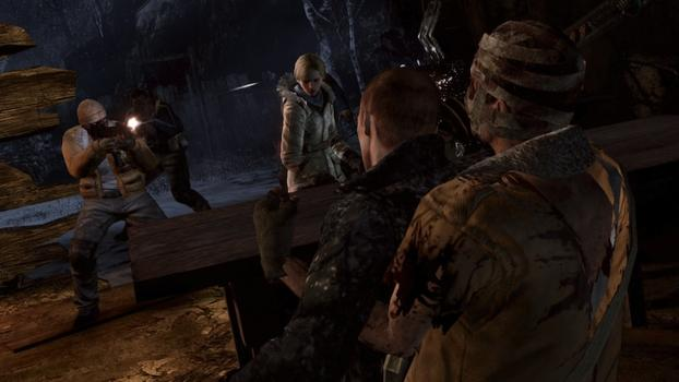 Resident Evil 6 on PC screenshot #3