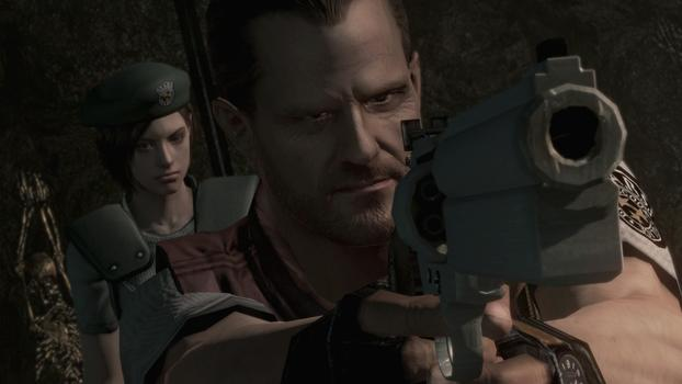 Resident Evil HD Remaster PC Game Download