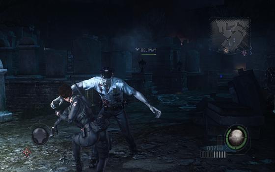 Resident Evil: Operation Raccoon City on PC screenshot #2