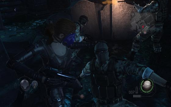 Resident Evil Operation Raccoon City on PC screenshot #1