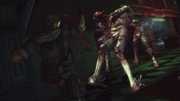 Resident Evil: Revelations on PC screenshot #7