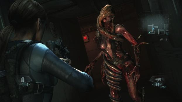 Resident Evil: Revelations on PC screenshot #6