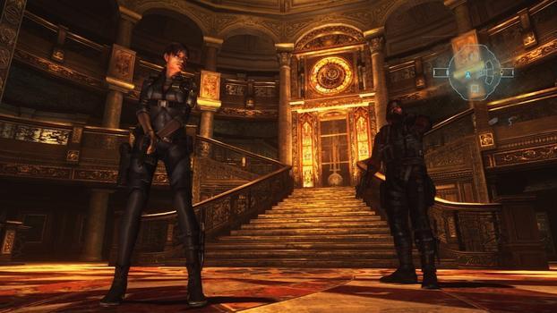 Resident Evil: Revelations on PC screenshot #5