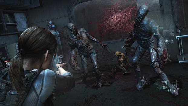Resident Evil: Revelations on PC screenshot #4