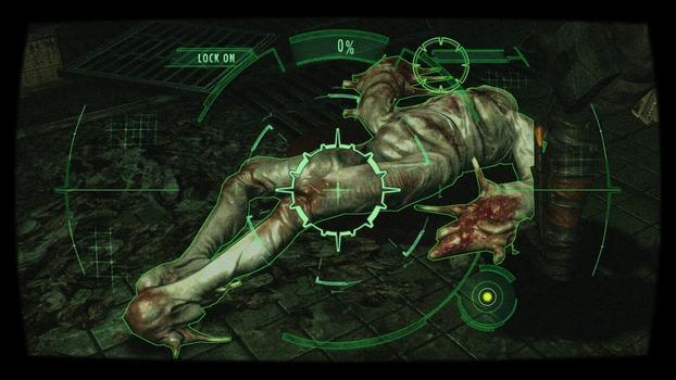 Resident Evil: Revelations on PC screenshot #3