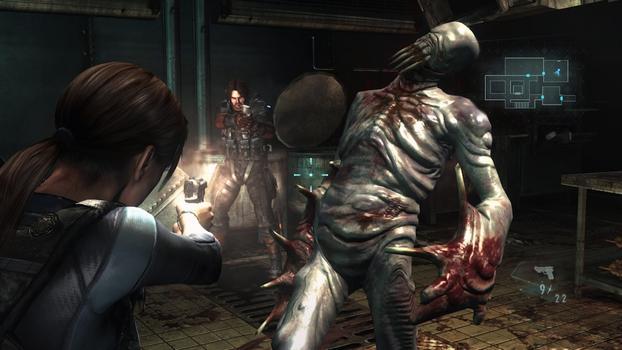 Resident Evil: Revelations on PC screenshot #2