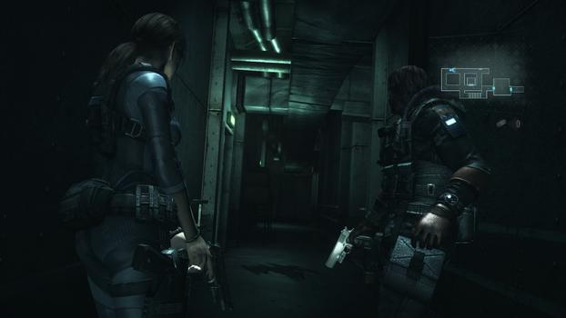 Resident Evil: Revelations on PC screenshot #1