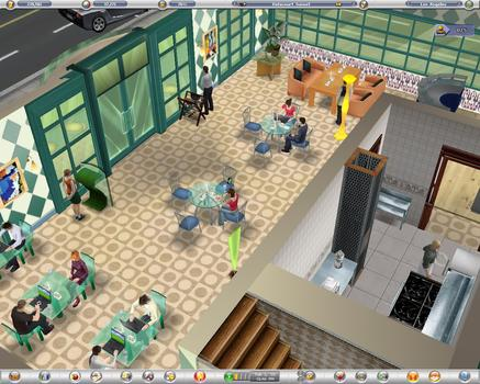 Restaurant Empire 2 on PC screenshot #1