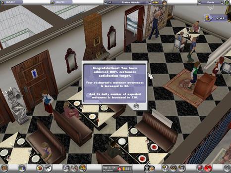 Restaurant Empire on PC screenshot #2