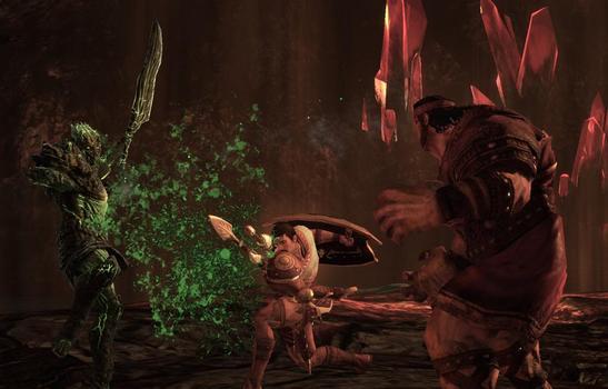 Rise of the Argonauts on PC screenshot #4