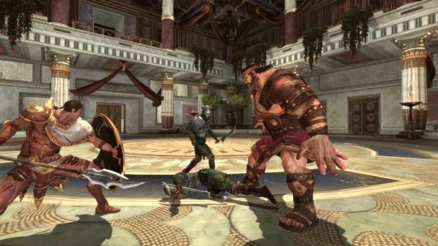 Rise of the Argonauts on PC screenshot #1