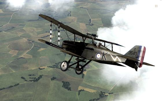 Rise of Flight - Iron Cross Edition on PC screenshot #5