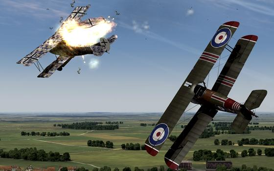 Rise of Flight - Iron Cross Edition on PC screenshot #2