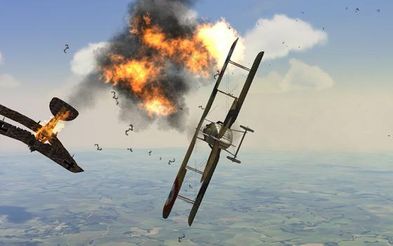 Rise of Flight - Iron Cross Edition on PC screenshot #1