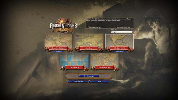 Rise of Nations: Extended Edition 4 Pack on PC screenshot #5