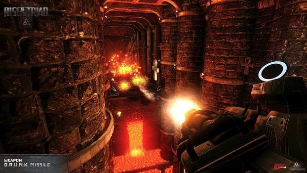 Rise of the Triad on PC screenshot #5