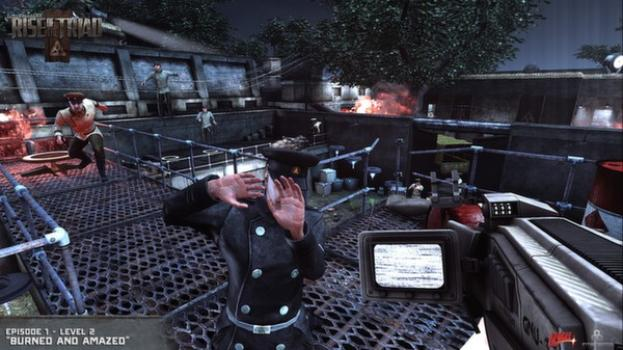 Rise of the Triad on PC screenshot #4