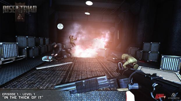 Rise of the Triad + Apogee Throwback Pack on PC screenshot #7