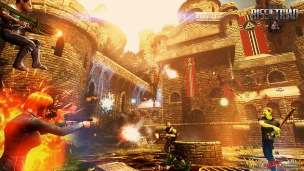 Rise of the Triad + Apogee Throwback Pack on PC screenshot #2