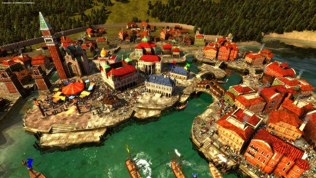Rise of Venice Gold Edition on PC screenshot #1