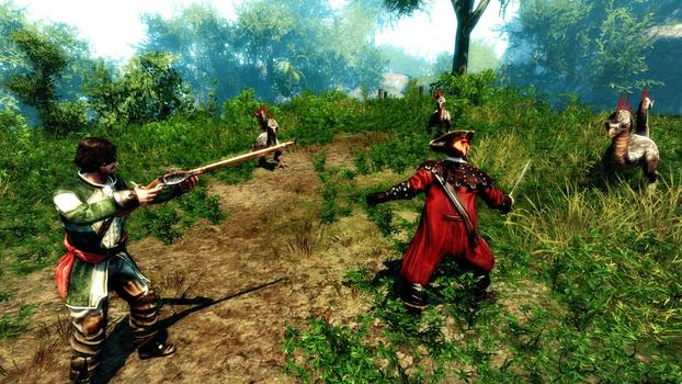 Risen 2: Dark Waters on PC screenshot #2