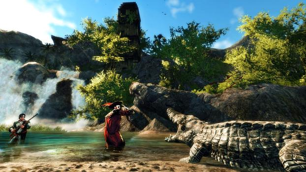 Risen 2: Dark Waters on PC screenshot #3