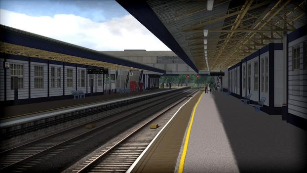 Train Simulator: The Riviera Line: Exeter-Paignton Route Add-On on PC screenshot #6
