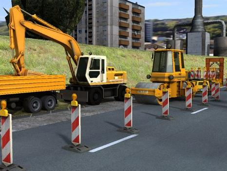 Road Construction Simulator on PC screenshot #1