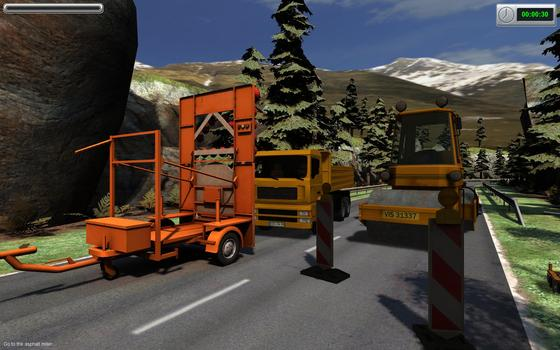 Road Construction Simulator on PC screenshot #2