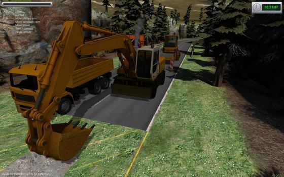 Road Construction Simulator on PC screenshot #3