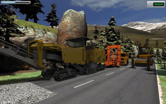 Road Construction Simulator on PC screenshot #4
