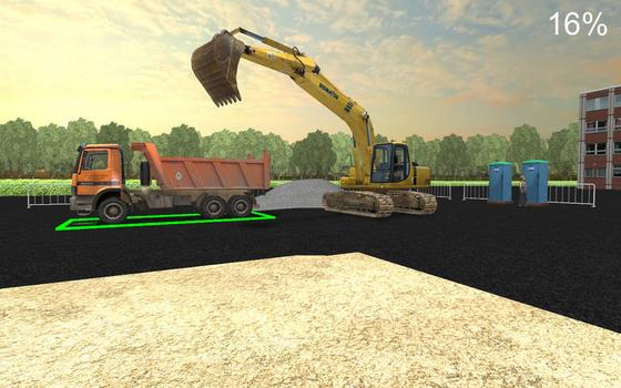 Road Works Simulator on PC screenshot #5