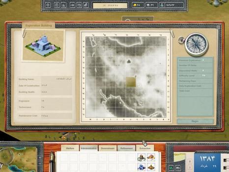 Rockefeller - The Black Gold on PC screenshot #5