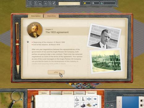 Rockefeller - The Black Gold on PC screenshot #3