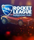 Rocket League - Supersonic Fury DLC Pack